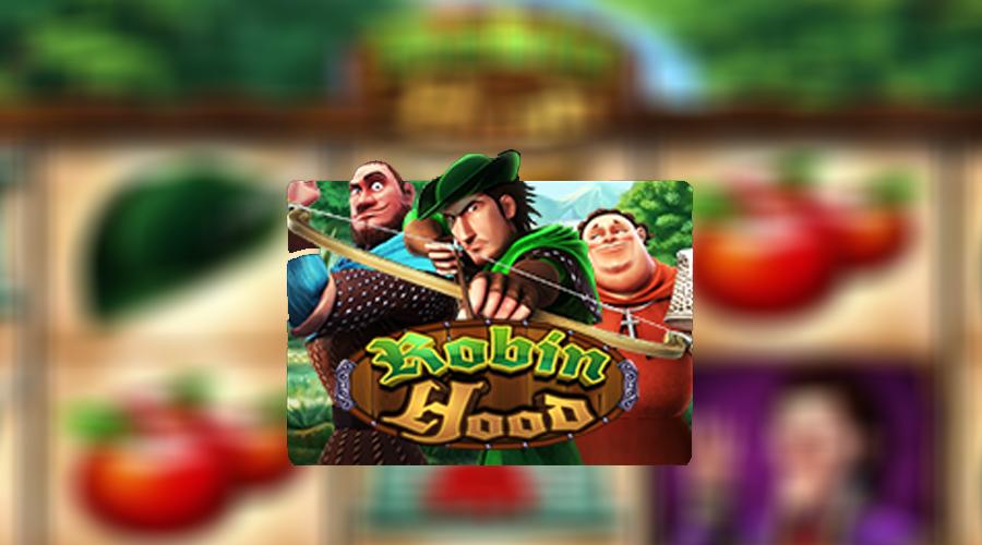 ชื่อนี้มีแต่ความปัง!! เกมสล็อต Robin Hood โบนัสออกบ่อยโคตร!